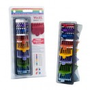 Wahl Coloured Combs  - All Sizes 1/2-8 (1.5 mm-25 mm)