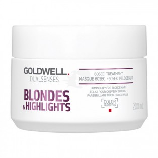 Goldwell Dual Senses Blondes and Highlights 60sec Treatment 200ml