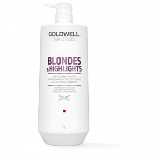 Goldwell Dual Senses Blondes and Highlights Anti Yellow Shampoo 1L