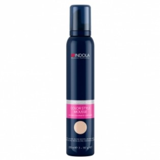 Indola Color Mousse Medium Blonde 200ml