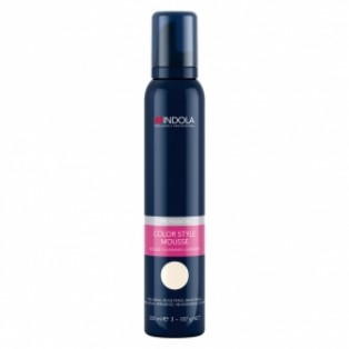Indola Color Mousse Pearl Beige 200ml