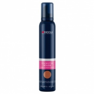 Indola Color Mousse Light Brown 200ml