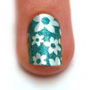 Trendy Nail Wraps(Into The Blue )