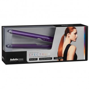 BaByliss PRO Spectrum Purple Haze Straightener