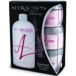 Attraction Liquid and Powder Deal