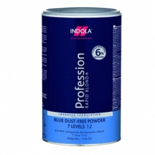 Indola Rapid Blond Blue Dust Free Bleach 500g