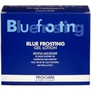 Blue frosting Gel Lotion
